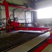 MicroStep Europa Type SLP PA 15001.35 plasma cutting machines
