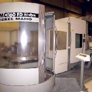 Milling machine DMG DMC 160 FD duoBlock