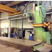 Zayer MFU 10,000 bed milling