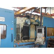 Zayer 20 KFU 4000 Bed milling