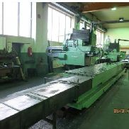 Zayer KF 5000 CNC Bed type milling machine