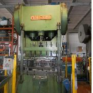 MACHINERY MANUFACTURING METALS - Presses and Barbells