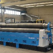 Four-roller hydraulic calandra, with invitation, brand CO.MA.L.Mod. KAPPA 340/31