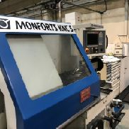 Lathe - cycle controled MONFORTS KNC 5