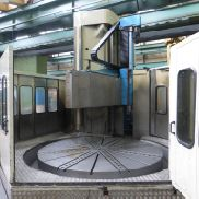 Vertical Turret Lathe - Single Column BERTHIEZ BM 180