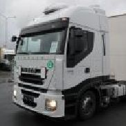 Iveco STRALIS AS 440S45 EURO 4 low deck