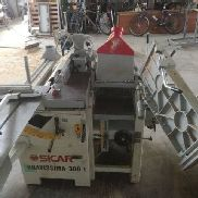 Combination machine 05 operation Sicar Brassima 300