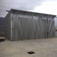 Drying unit SECAL Total drying capacity about 100 mc