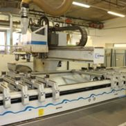 HOMAG Optimat BAZ 322/60/KC CNC Machining Center
