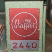 STRIFFLER 2440 Boring center