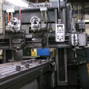 REICHLE & KNÖDLER K 5000 Double Column Planing Machine