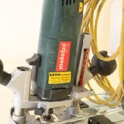 METABO OFE 738 Hand-Held Overhead Router