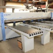 HOLZMA PROFILINE HPP380/43/22/PC Panel Saw with Vacuum Loader