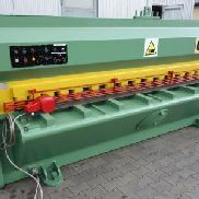HACO TSL 3100.6 Hydraulic plate shear/guillotine 6 x 3100 mm