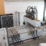 HOMAG BAZ 41/K Optimat CNC Machining Center with Edge Banding