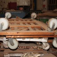 Wooden Transport Trolleys