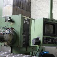 WMW HECKERT BFT 105 CNC Table-Type Boring Machine