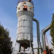 IMEA Extraction Silo