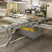 KÖLLE FORMATIC Sliding Table Saw