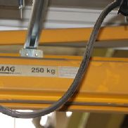 DEMAG KBK, HBK Wall mounted crane 0,25 t