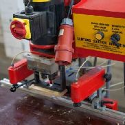 GANNER Red-Baron fitting drilling machine