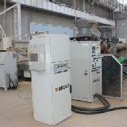 BIESSE TECHNOLOGIC Drilling Line with RBO Stacking Units