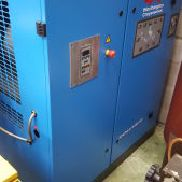 WORTHINGTON CREYSSENSAC Rollair 20 Cabinet Silenced Rotary Screw Air Compressor