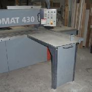 ELCON Elcomat 430H Sliding Table Saw