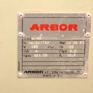 ARBOR L 55 Long belt grinding machine