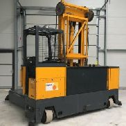 HUBTEX VD 45 Four-way side loader