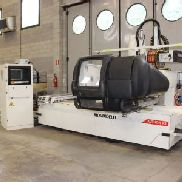 MORBIDELLI AUTHOR X 5 CNC- 5 Axis Machining Center