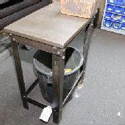 Metal Surface Table