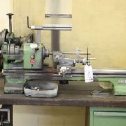 SCHAUBLIN 102 Mechanikerdrehmaschine