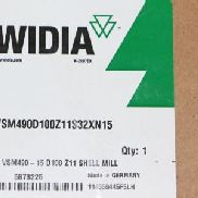 WIDIA VSM 490 high performance milling tool