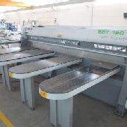 SELCO EBT 120 TWIN PUSHER Panel saw