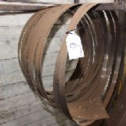 Lot of band blades