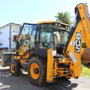 JCB 3 CX 4 T SM PLUS Backhoe Loader
