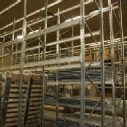 MECAULX M-80-P Boltless Racking