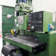 LAGUN FTV-2-CNC CNC milling machine