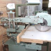 GRAULE Cut-Off Saw with Length Stop