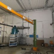 DEMAG KBK Column-Mounted Slewing Crane