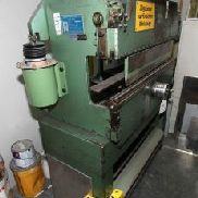 JONESCHEIT HAMBURG-TAP 1060 Compressed-Air Press Brake