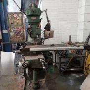 BEAVER VPRP Turret Type Milling Machine