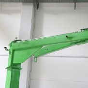 EGH GSD-250/4000 Portable Articulated Slewing Crane