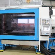 NETSTAL SynErgy 6000-5500E (DSP/4) Injection Moulding Machine used for tool trials only !