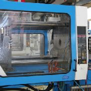 NETSTAL SynErgy 2400-1700 DSP3 Injection Moulding Machine has been used for tool trials only