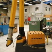 EUROMATE MFS Mobile Welding Fume Extraction