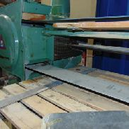 JOHANNSEN T8E I Long Belt Sander