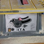 ITA 10106 E Circular Table Saw