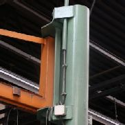 DEMAG Column-Mounted Slewing Crane